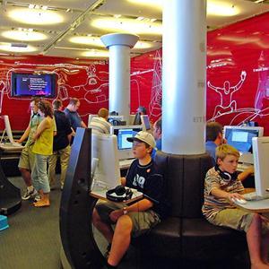 Интернет-кафе Гвардейска