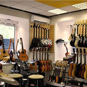 Музыкальные магазины Гвардейска