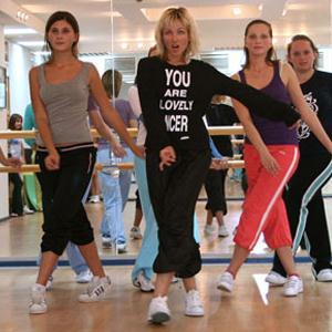 Школы танцев Гвардейска