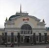 Железнодорожные вокзалы в Гвардейске