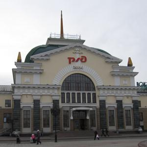 Железнодорожные вокзалы Гвардейска